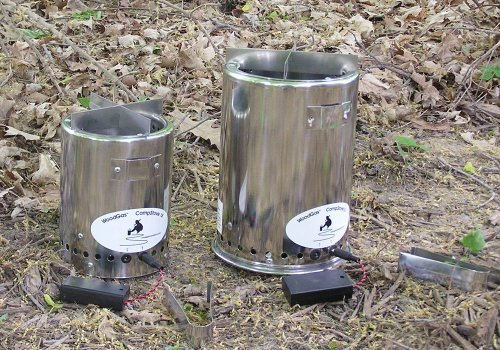 Camp Wood Stove WB Designs - Wood Camping Stove WB Designs